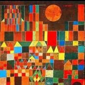 Metropolis2castleandsun Paul Klee @SorayARTgallery sorayaestefana.com