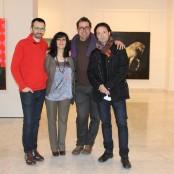 Grupo G4 arte Valdepeñas @SorayARTgallery