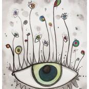 ojos sorayaestefana @SorayARTgallery