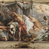 #Rubens La victoria de la Eucaristía sobre la Idolatría @SorayARTgallery