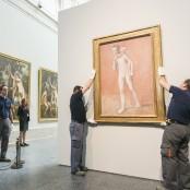 Los dos hermanos, Picasso, Kustbasel en el Prado @SorayARTgallery