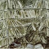 Miquel Barcelo. Biblioteca de luz blanca. Arte Contemporaneo.jpg
