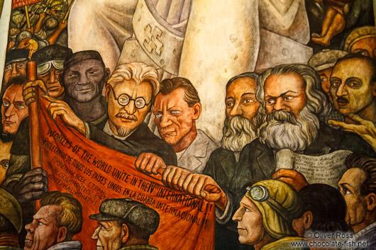 Diego de Rivera El hombre de la encrucijada