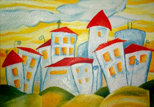 Pintar casas SorayaEstéfana